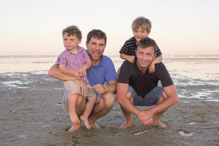 Story of surrogacy for gay couple